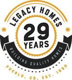 Legacy Homes 25 Years Building Quality Homes